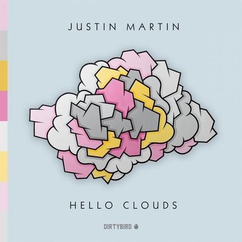 Justin Martin – Hello Clouds [DB137]