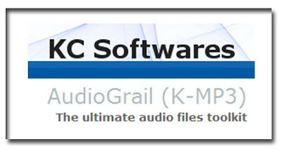 KC Softwares AudioGrail v7.6.2.198 Multilanguage + PORTABLE