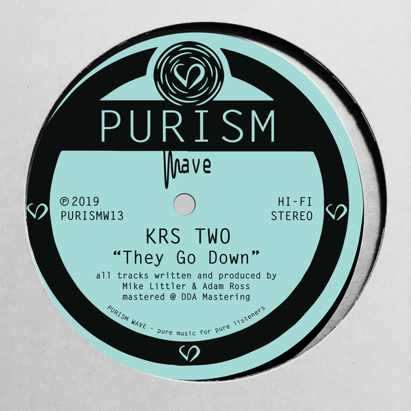 KRS Two - They Go Down [PURISMW13]