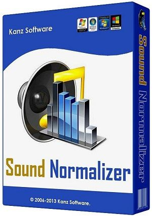 Kanz Software Sound Normalizer 7.2 Multilingual