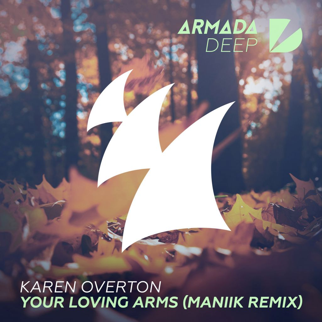 Karen Overton - Your Loving Arms (MANIK Remix) [ARDP101]