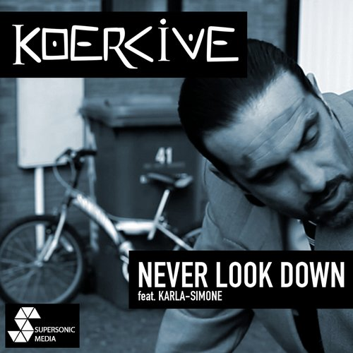 Karla-Simone, Koercive - Never Look Down [889845528883]
