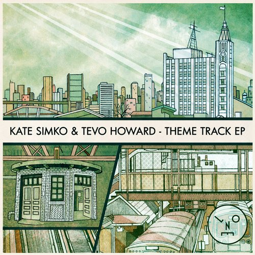 Kate Simko, Tevo Howard - Theme Track EP [LNOE044]