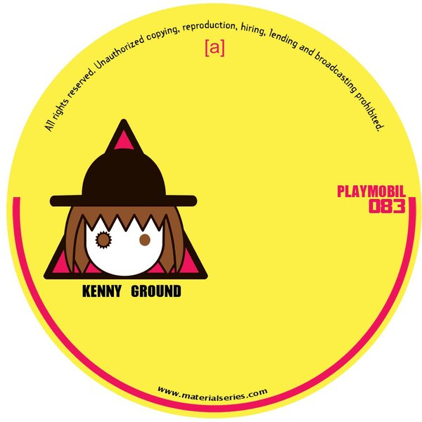 Kenny Ground – SPARKS EP [PLAYMOBIL083]
