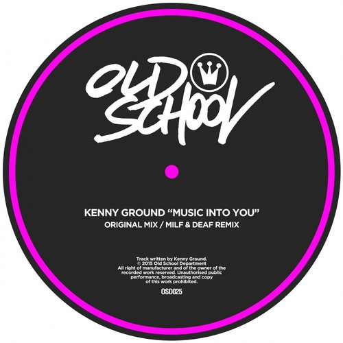 Kenny Ground - Music Into You [OSD025]