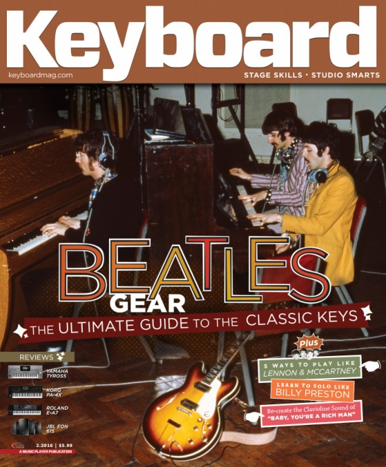 Keyboard Magazine February 2016