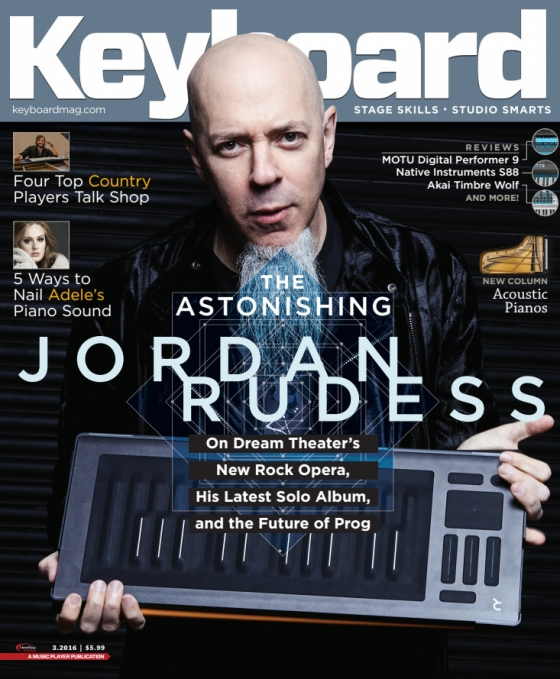 Keyboard Magazine March 2016