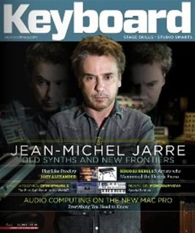 Keyboard Magazine November 2015
