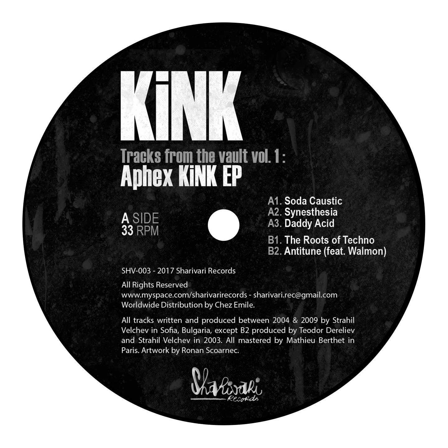 KiNK - Aphex KiNK (Special Edition) [SHV003]