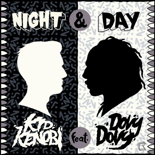 Kid Kenobi, Dovy Dovy - Night & Day [889845145097]