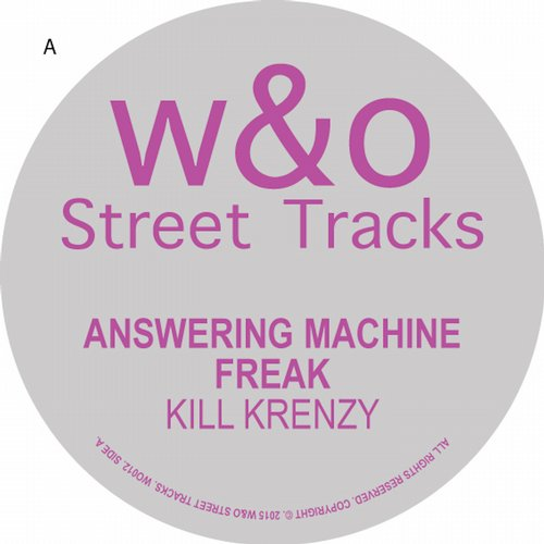 Kill Frenzy - Answering Machine [WO012]