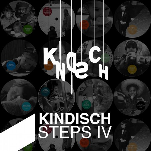 VA - Kindisch Presents Kindisch Steps IV [KDDA011]