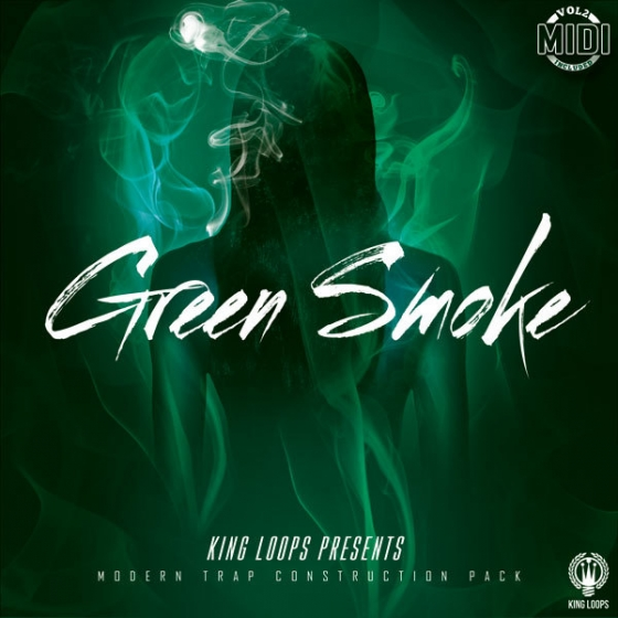 King Loops Green Smoke WAV MiDi