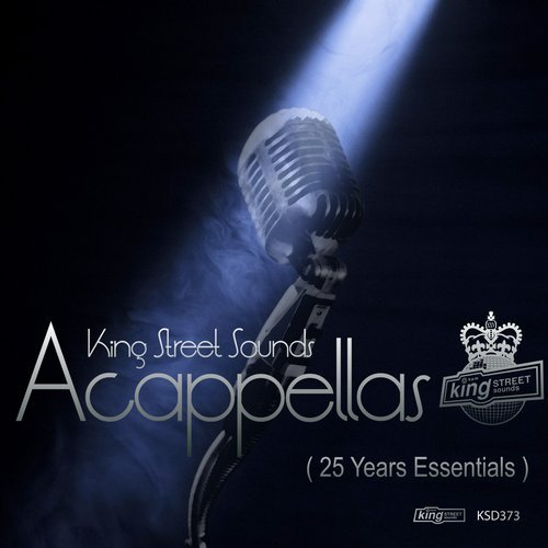 VA - King Street Sounds Accapellas (25 Years Essentials) [KSD373] [AIFF]