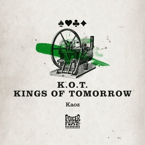 Kings Of Tomorrow – Kaoz [PFR182]