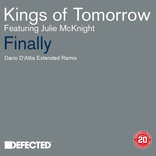 Kings Of Tomorrow – Finally (Dario D'Attis Extended Remix) [DFTD037D4]