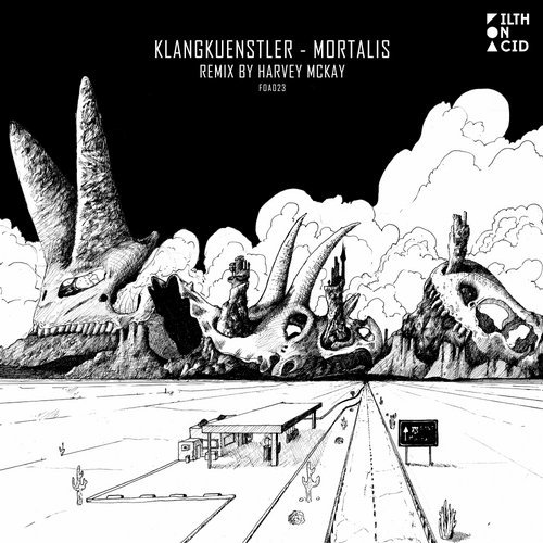 KlangKuenstler – Close The Door EP [SOLA02801Z]