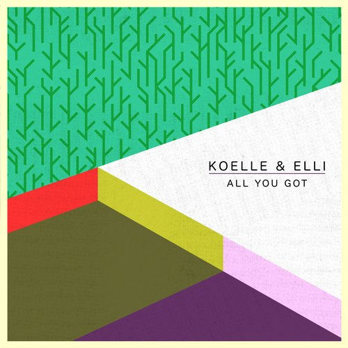 Koelle, Elli - All You Got EP [NEEDW038D]