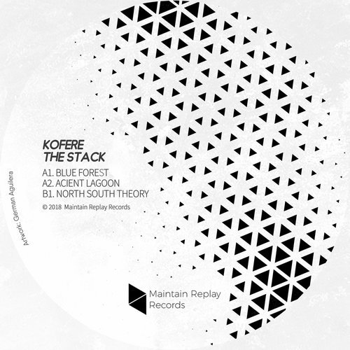 Kofere - The Stack EP [MT287D]