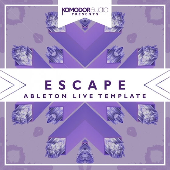 Komodor Audio Escape Ableton Melodic Dubstep Template
