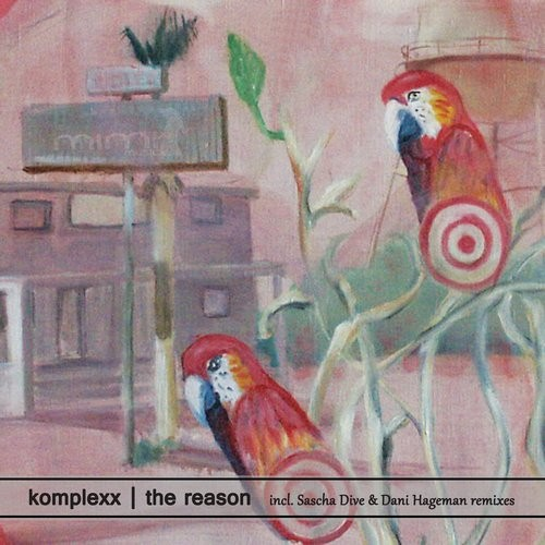 Komplexx – The Reason [MIMI001]