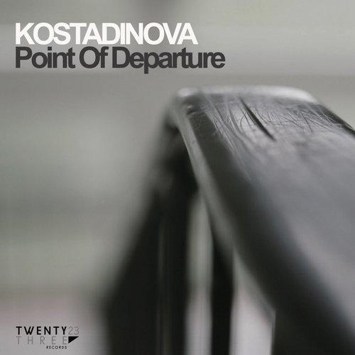 Kostadinova - Point Of Departure [TWE 006]