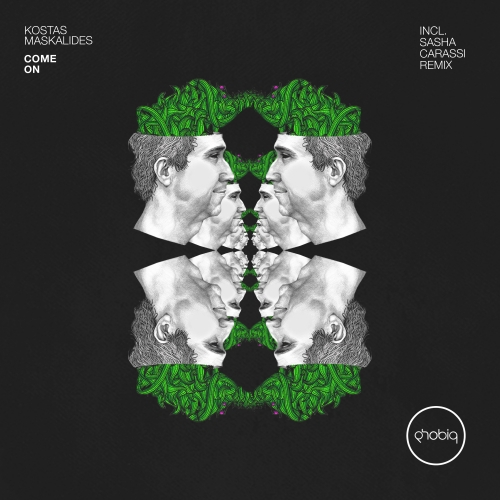 Kostas Maskalides - Come On EP [PHOBIQ0124D]