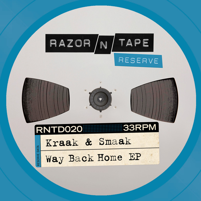 Kraak & Smaak – Way Back Home Remixes [RNTD020]