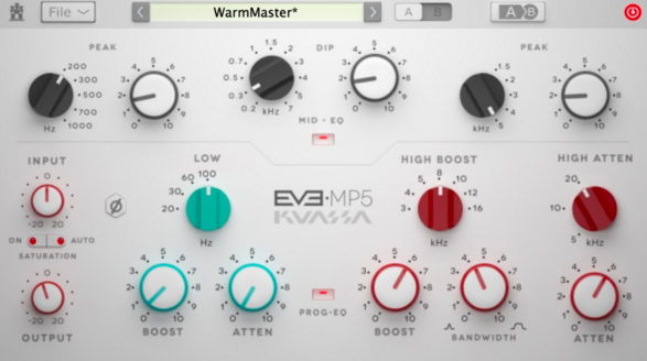 Kuassa EVE-MP5 v1.0.0 VST VST3 x86 x64-CHAOS