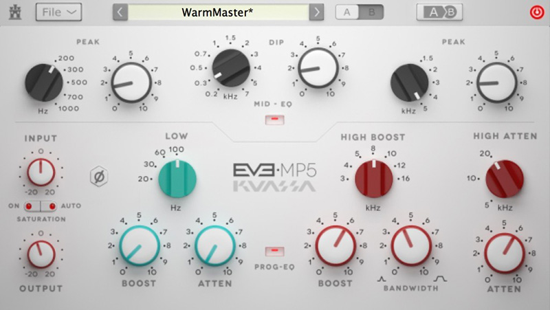 Kuassa EVE-MP5 v1.0.0 VST VST3 x86 x64