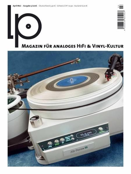 LP Magazin April/Mai 2016