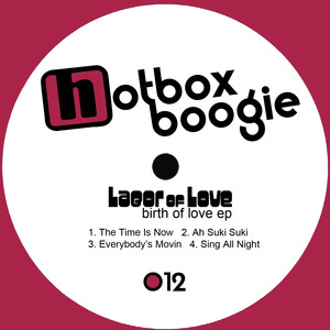 Labor Of Love - Birth Of Love EP [HB 012]