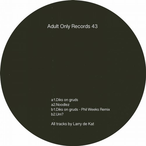 Larry de Kat - Diks on Gruds [AO43]