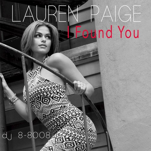 Lauren Paige - I Found You [QK189]