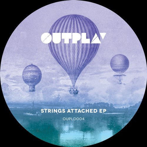 Laurence Guy, Junktion, Daniel Leseman – Strings Attached EP [OUPLD004]