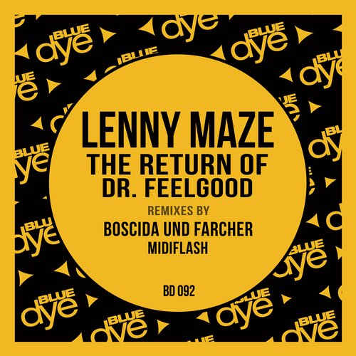 Lenny Maze - The Return Of Dr. Feelgood [BD 092]