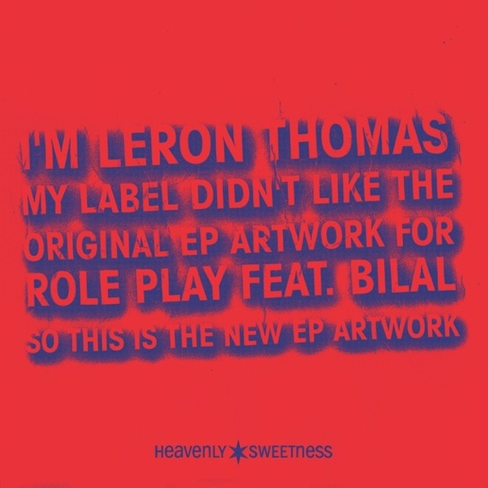 Leron Thomas - Role Play EP [78716]