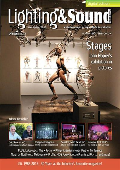 Lighting & Sound International December 2015