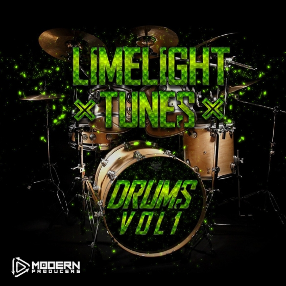 Limelight Tunes Drum Compilation Vol. 1 WAV