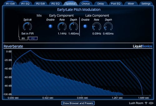 LiquidSonics Reverberate 2.v2.000 MacOSX Incl. Patched and Keygen HEXWARS