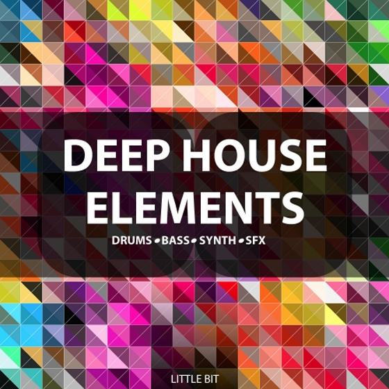 Little Bit Deep House Elements WAV-AUDIOSTRiKE