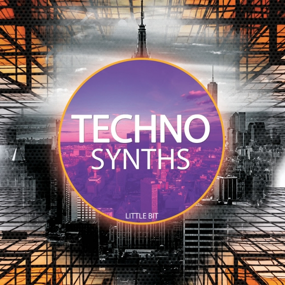 Little Bit Techno Synths WAV-AUDIOSTRiKE