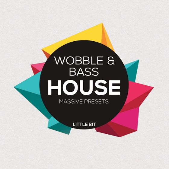 Little Bit Wobble and Bass House Massive Presets WAV Ni Massive Presets