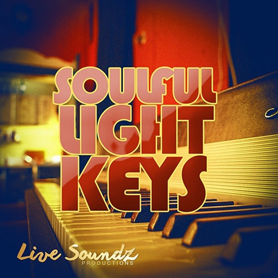Live SoundZ Productions Soulful Light Keys WAV