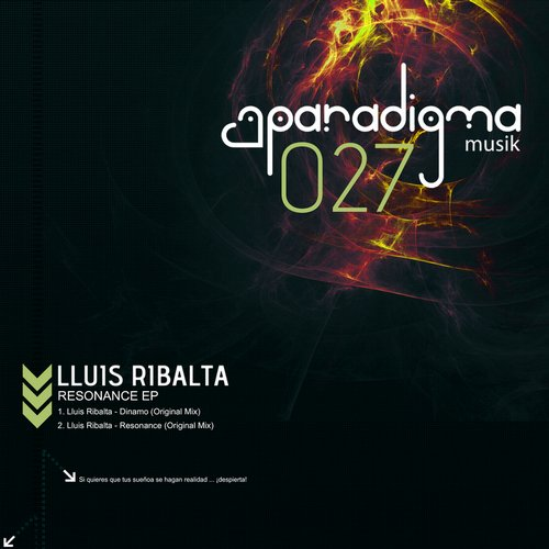 Lluis Ribalta - Resonance [PARADIGMA 27D]