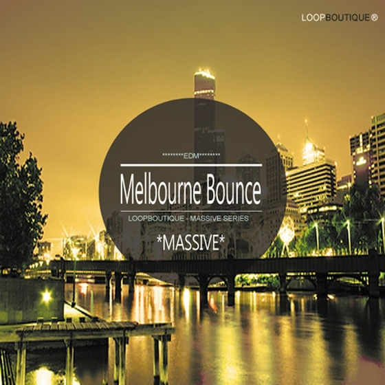 Loopboutique Melbourne Bounce For Massive NMSV