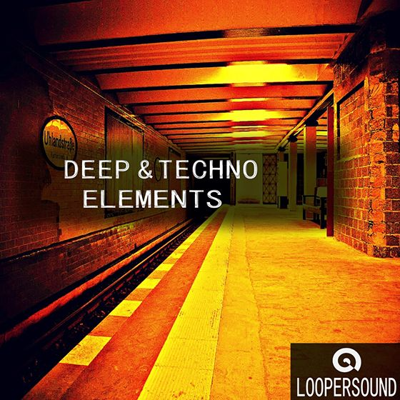 Loopersound Deep And Techno Elements WAV