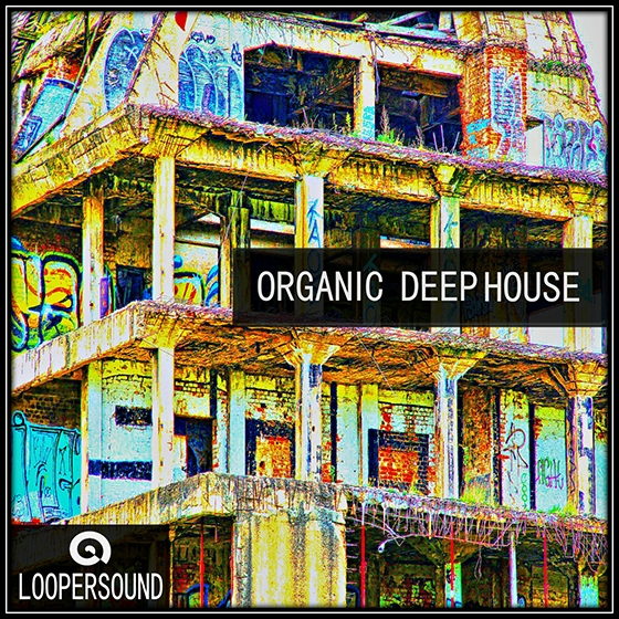 Loopersound Organic Deep House WAV MiDi