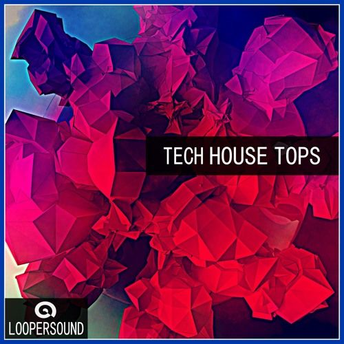Loopersound Tech House Tops WAV