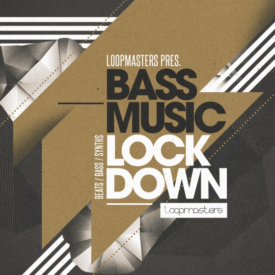 Loopmasters Bass Music Lockdown MULTiFORMAT